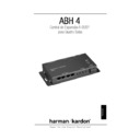 Harman Kardon ABH-4 (serv.man5) User Guide / Operation Manual