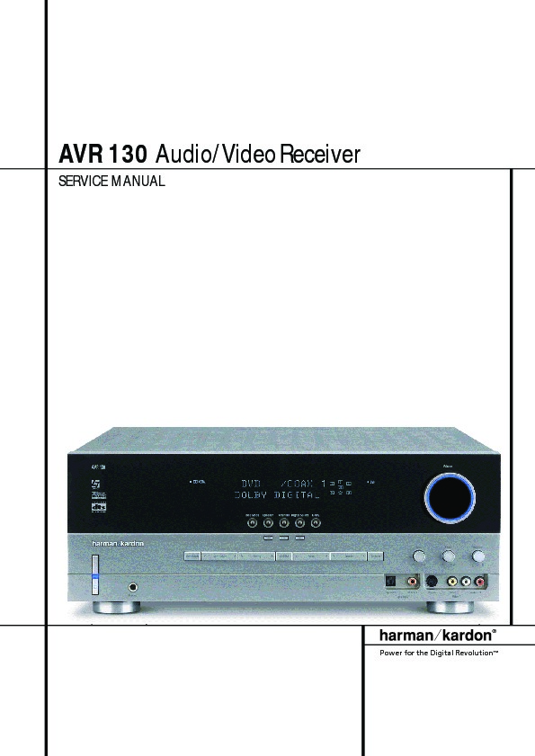 harman kardon avr 130 service manual free download rh servicemanuals us Harman Kardon AVR 120 Harman Kardon AVR 130 Review