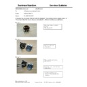 avr 200 (serv.man10) technical bulletin