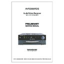 Harman Kardon AVR 2000 (serv.man4) Service Manual