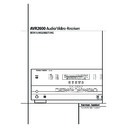 Harman Kardon AVR 2000 (serv.man6) User Guide / Operation Manual