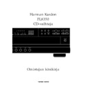 Harman Kardon FL 8350 (serv.man4) User Guide / Operation Manual