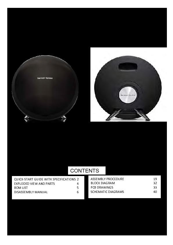 harman kardon onyx studio service manual free download. Black Bedroom Furniture Sets. Home Design Ideas