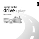 Harman Kardon DRIVE AND PLAY (serv.man16) User Guide / Operation Manual