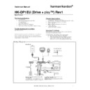 Harman Kardon DRIVE AND PLAY (serv.man5) Service Manual