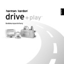 Harman Kardon DRIVE AND PLAY (serv.man7) User Guide / Operation Manual