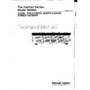 Harman Kardon HK 590I Service Manual