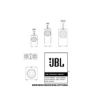JBL 1400 ARRAY (serv.man12) User Guide / Operation Manual