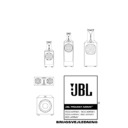 JBL 1500 ARRAY User Guide / Operation Manual