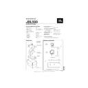 jbl jbl 500 service manual free download. Black Bedroom Furniture Sets. Home Design Ideas