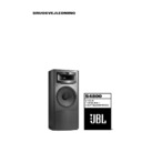 JBL K2S4800 User Guide / Operation Manual