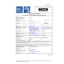 JBL ON STAGE 200ID (serv.man5) EMC - CB Certificate
