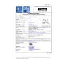 JBL ON STAGE 400P (serv.man6) EMC - CB Certificate