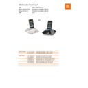 JBL ON STAGE MICRO III Service Manual