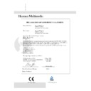 JBL ON STAGE (serv.man6) EMC - CB Certificate