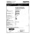 JBL ON STAGEII (serv.man9) EMC - CB Certificate