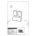 JBL SCS 138 TRIO (serv.man2) User Guide / Operation Manual
