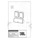 JBL SCS 138 TRIO (serv.man4) User Guide / Operation Manual