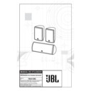 JBL SCS 138 TRIO (serv.man9) User Guide / Operation Manual