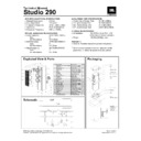 studio 290 (serv.man2) service manual