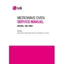 LG MC-766Y Service Manual