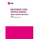 LG MC-807GLR Service Manual