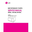 LG MH-594A Service Manual