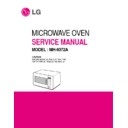 LG MH-6072A Service Manual