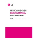 LG MH-607Y Service Manual