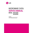 LG MH-6322W (serv.man2) Service Manual
