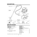 LG V-C7145HT (serv.man2) Service Manual