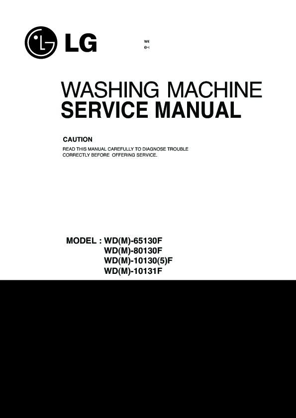 LG WM, 1001 Service Manual - FREE DOWNLOAD Panasonic Cq C U Wiring Diagram on