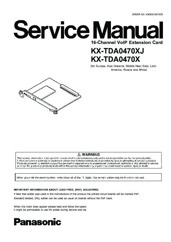 panasonic pbx wiring diagram panasonic kx tda0470xj  kx tda0470x service manual free download  panasonic kx tda0470xj  kx tda0470x