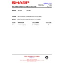 Sharp AE-A12 (serv.man2) Technical Bulletin
