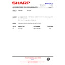 Sharp AE-A244 (serv.man5) Technical Bulletin