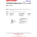Sharp AE-M18 Specification