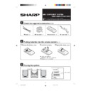 Sharp CD-BA1200 (serv.man2) User Guide / Operation Manual