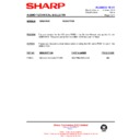 Sharp CD-BA1700 (serv.man24) Technical Bulletin
