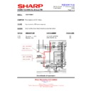 Sharp CD-DP2500 (serv.man29) Technical Bulletin
