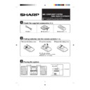 Sharp CD-DP2500 (serv.man4) User Guide / Operation Manual