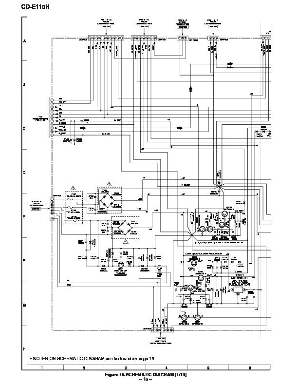 Sharp Cd-e110  Serv Man13  Service Manual