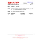 Sharp CD-MPS660H (serv.man23) Technical Bulletin