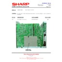 Sharp CD-MPS660H (serv.man24) Technical Bulletin