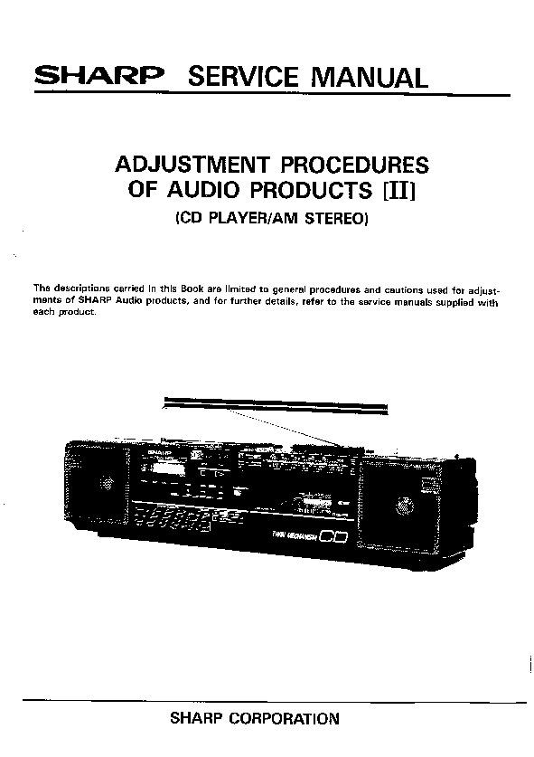 sharp dx c6000 service manual free download adjustment technical rh servicemanuals us Sharp Compet QS-2760H Sharp ER-A170