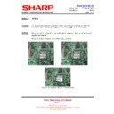 Sharp HT-SL70 (serv.man5) Technical Bulletin
