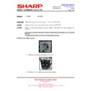 Sharp HT-SL70 (serv.man7) Technical Bulletin