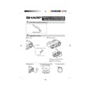 Sharp QT-CD210 (serv.man2) User Guide / Operation Manual