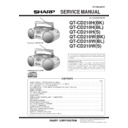 Sharp QT-CD210 (serv.man3) Service Manual