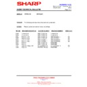 Sharp QT-CD210 (serv.man4) Technical Bulletin