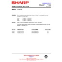 Sharp QT-CD210 (serv.man7) Technical Bulletin